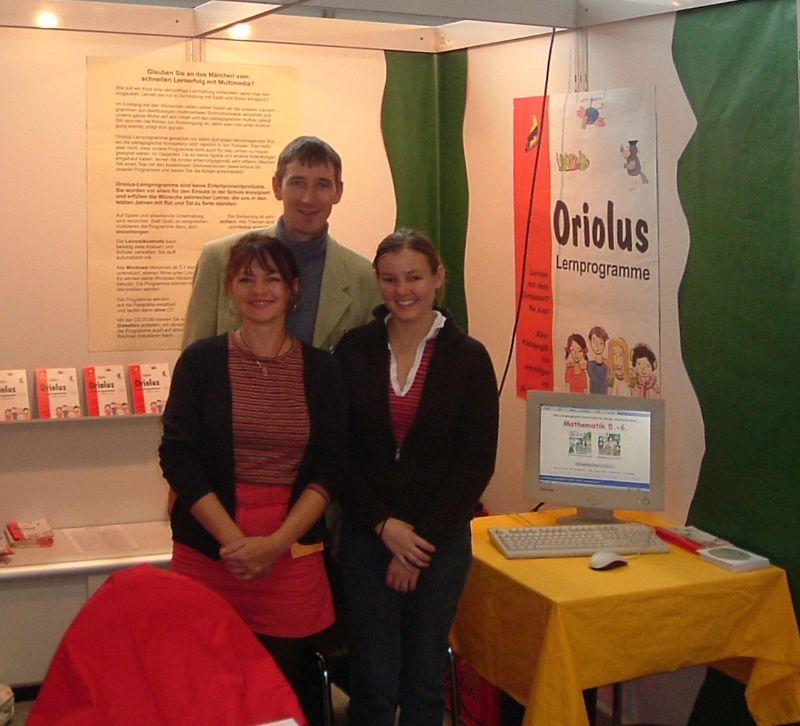 Buchmesse 2004