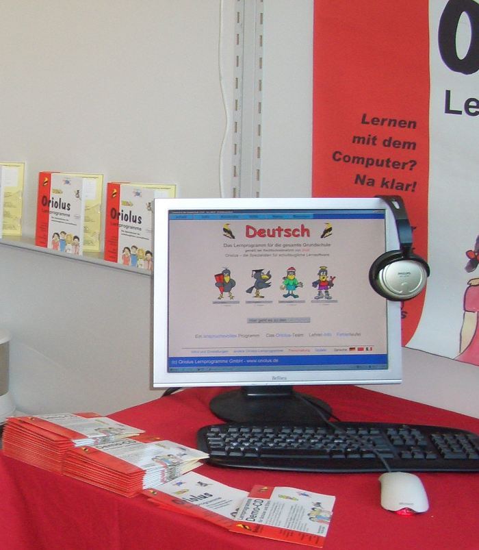 Buchmesse 2007