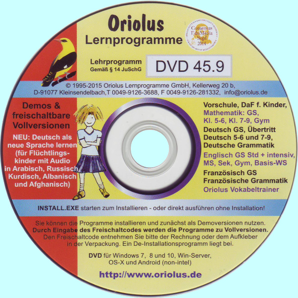 DVD 45